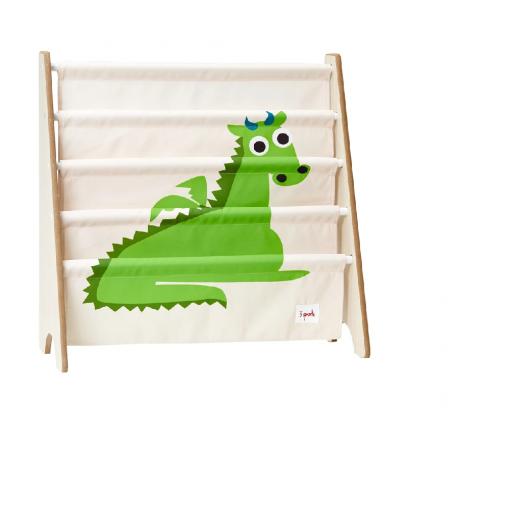 Estantería para cuentos Dragón - 3 sprouts