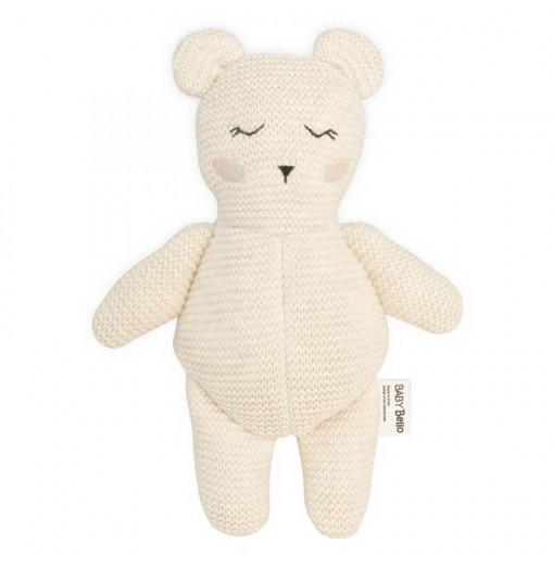Muñeco Bobby el oso polar