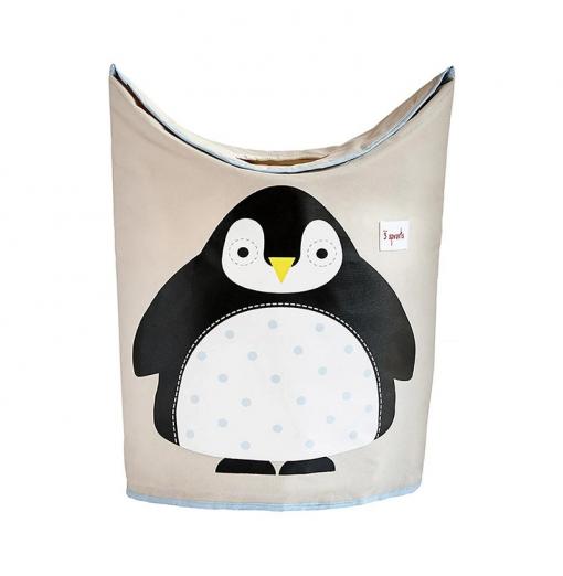 Cesto ropa Pingüino - 3 Sprouts