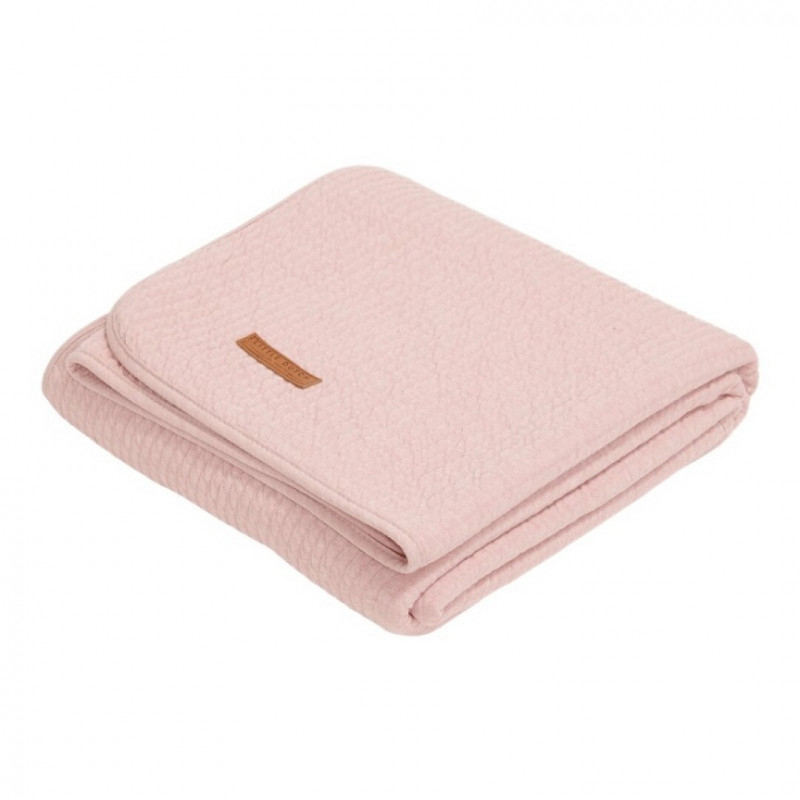 Manta de verano rosa - Little Dutch
