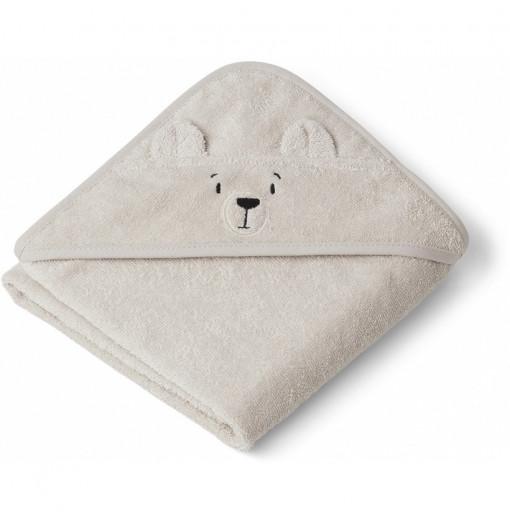 Toalla bebé Polar Bear - Liewood