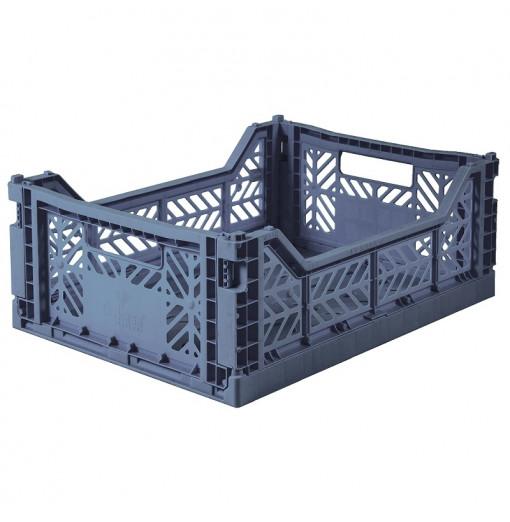 Caja plegable  - azul cobalto
