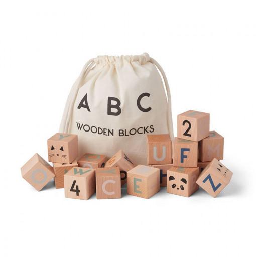 Wood Blocks en color - Liewood