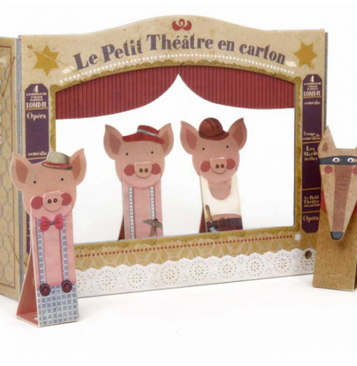 Petit Theatre 3 pigs - Londji