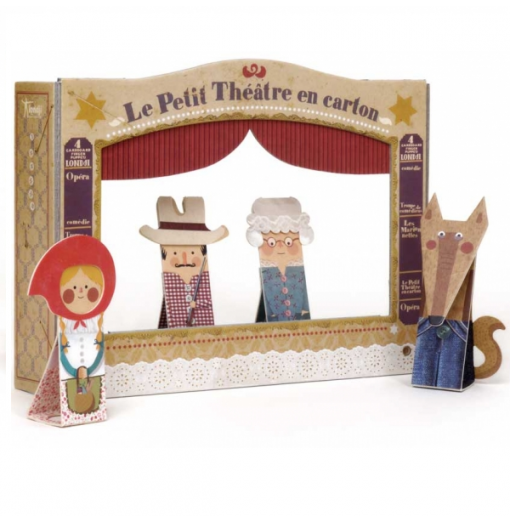 Petit Theatre Little Red -...