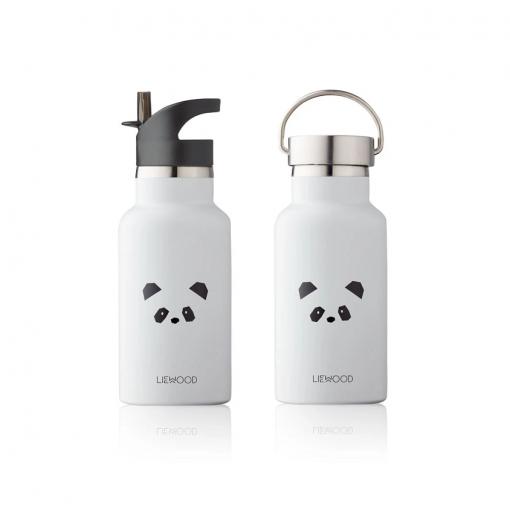 Botella de agua Panda gris...