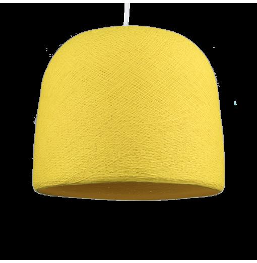 Pantalla Cloche amarilla -...