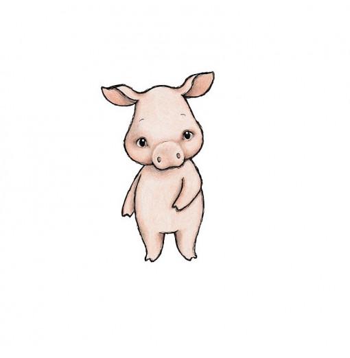Vinilo Cassie the Pig -...