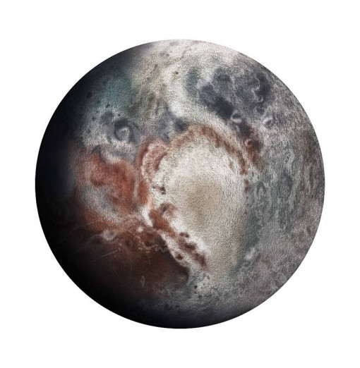 Vinilo Pluto - Stickstay