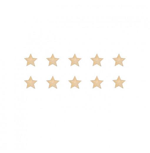 Vinilo estrellas doradas -...