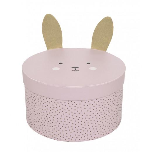 Set de 2 cajas Bunny -...