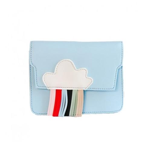 Bolsito Rainbow azul - Yuko-B