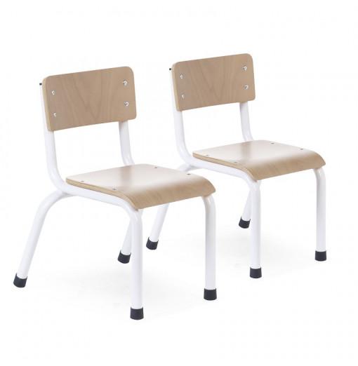 Set de dos sillas pequeñas...