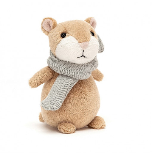 Mini peluche Hamster Happy...