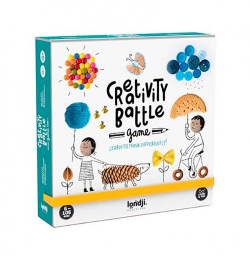 Creativity Battle Game -...