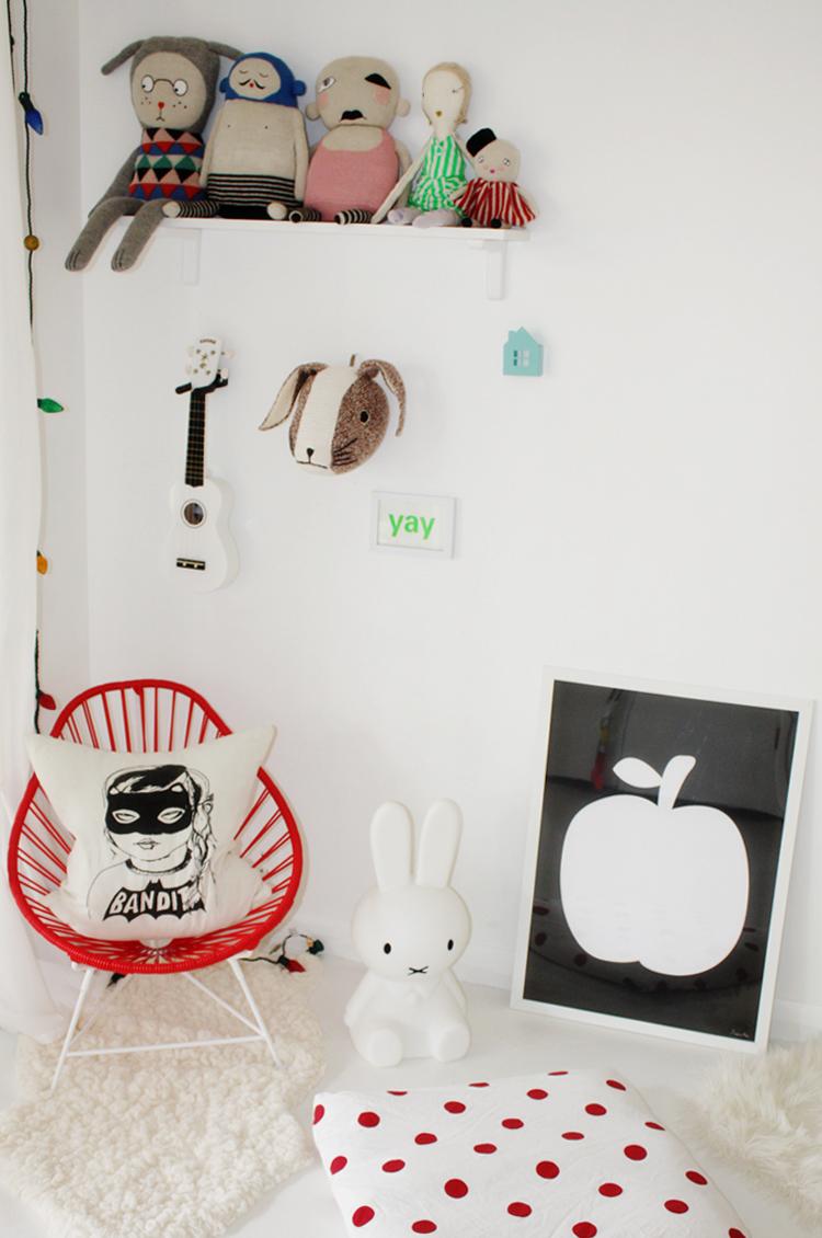 4 habitaciones infantiles de estilo n rdico decoraci n for Decoracion infantil estilo nordico