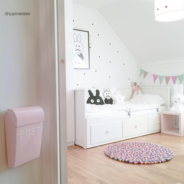 Habitaciones infantiles deco kids - Habitaciones blancas ikea ...