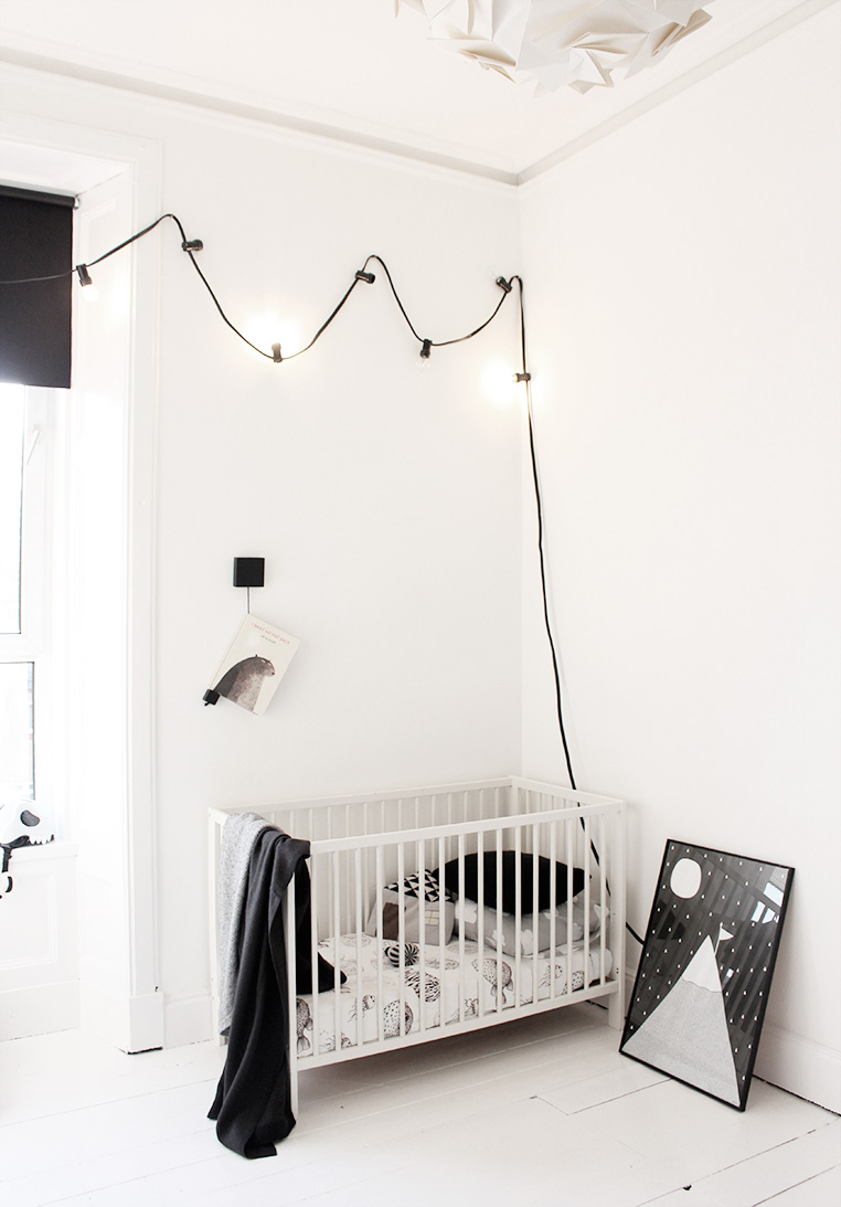 Las habitaciones de Oliver y Sebastian